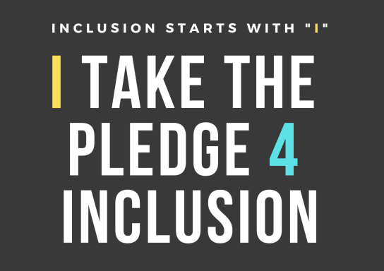 Pledge 4 Inclusion