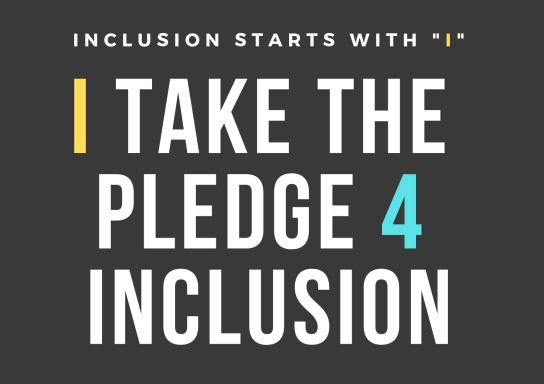 Pledge 4 Inclusion